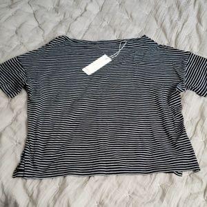 Vince striped tshirt